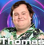 Thomas (23 jaar uit Etterbeek in België)